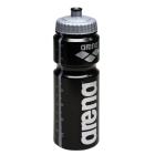 side front of bottle showing logo