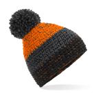 Beechfield Orange Grey Black