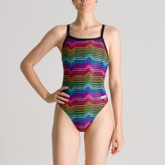 Arena Multi Color Stripe