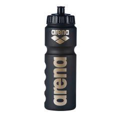 Arena bottle black gold