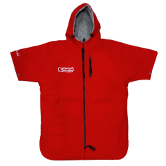 NESS KIDS CLOAK RED