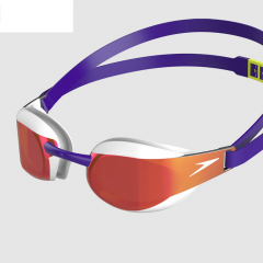 Speedo Elite Goggle Purple