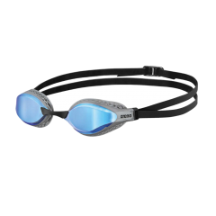 Arena Airspeed Mirror Goggle Blue Silver
