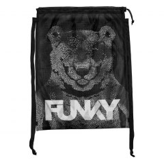 funky bear bum mesh