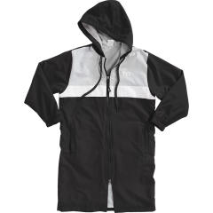 TYR Parka Black Youth