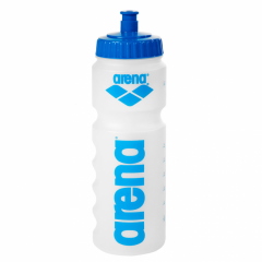 front bottle showing logo