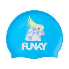 FUNKY Cocky Ten Silicone Swimming Cap