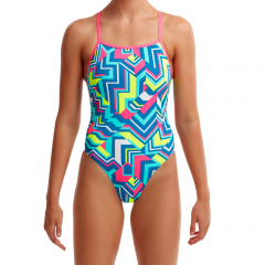 Funkita Cut Lines Swimsuit