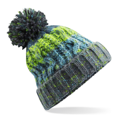 Beachfield Beanie Electric Grey