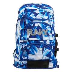 Funky Fast Glass Backpack