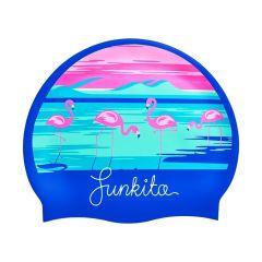Funkita Flood Plain Silicone Swimming Cap