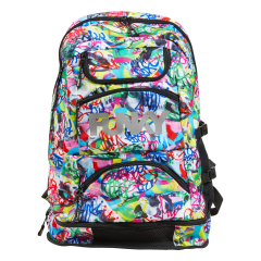 funky fossil fuel backpack