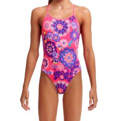 Funkita Pink Petal Swimsuit
