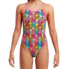 Funkita Pino Punch - Girls Single Strap Swimsuit