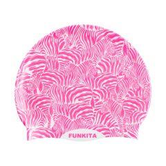 Funkita Swimming Cap Painted Pink