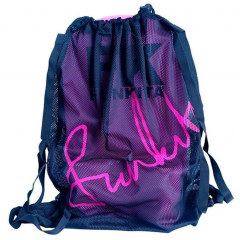 Funkita Still Black Mesh Bag