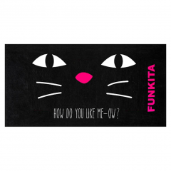 Funkits Cat Towel