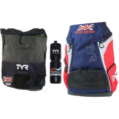 TYR GB Swimming Set