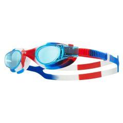 vesi goggles blue red