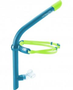 TYR Elite 2.0 Snorkel Blue and Green