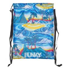 Funky summer bay bag