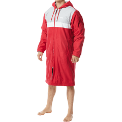 TYR Mens Parka Red