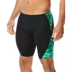TYR Hydro Blade Green Jammers