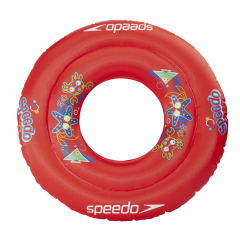Speedo Sea Squad Swim Ring Red