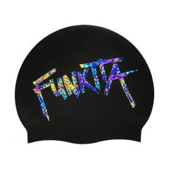 Funkita Sprayed Silicone Swimming Cap