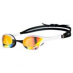the white goggle strap