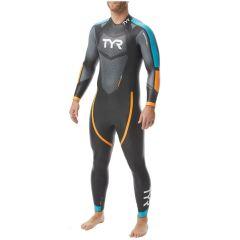 TYR Men's Hurricane Wetsuit CAT 2 - Size M (Ex-Display)