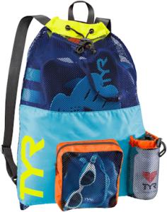 TYR Big Mesh Mummy Bag Blue