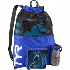 TYR Big Mesh Mummy Bag Royal