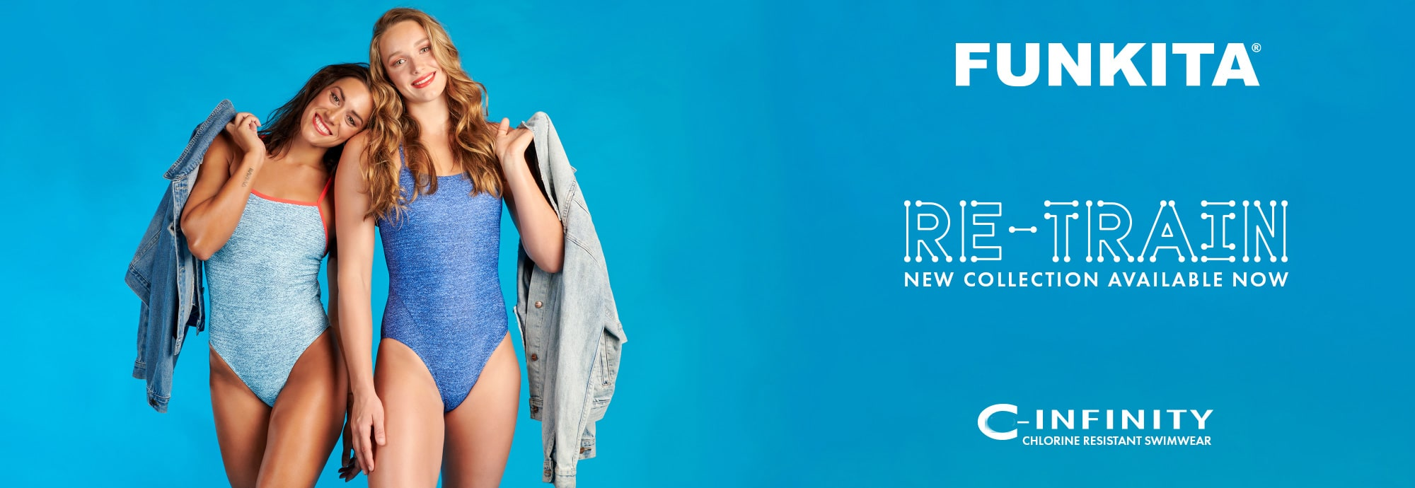 Funkita Re-Train - New Collection Now Available
