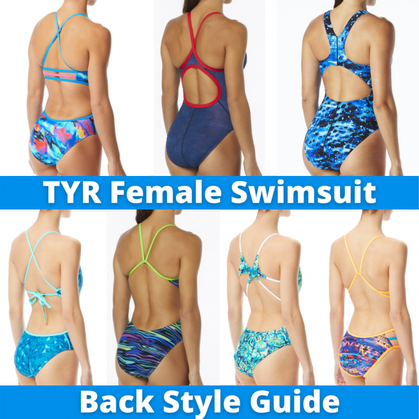Guide to TYR Female Swimsuit Back Styles