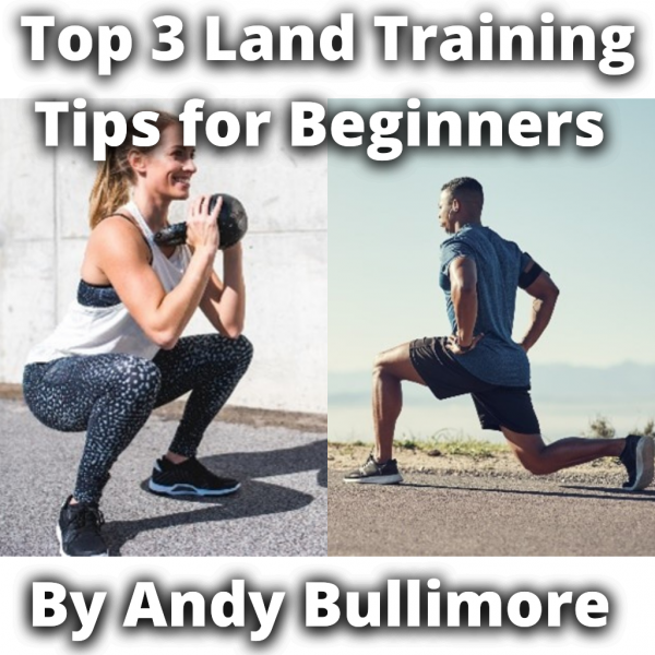 Top 3 Land Training Tips For Beginners