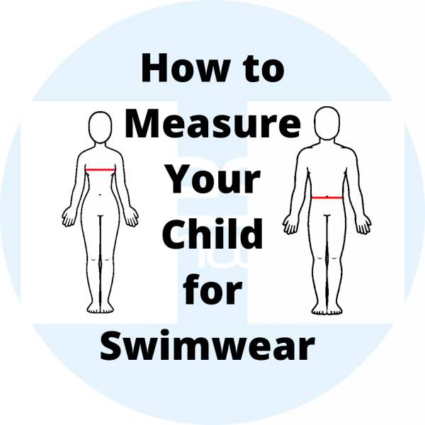 How to Measure Your Child for Swimwear
