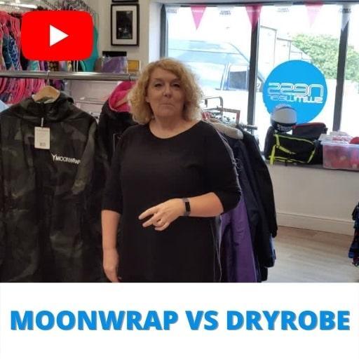 Moonwrap vs Dryrobe