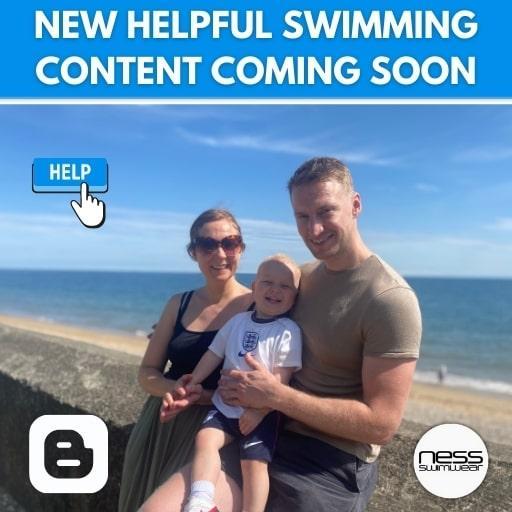 New Swim Blogger - Rory