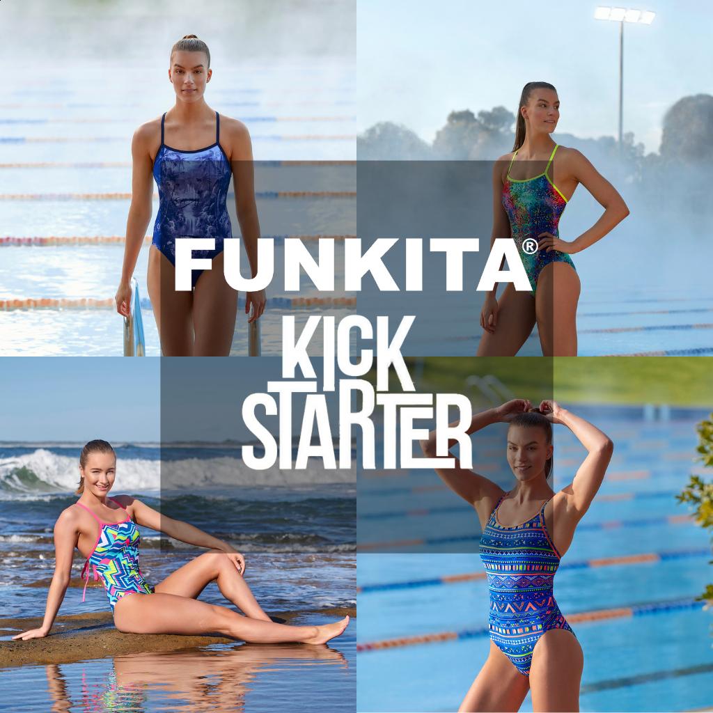 Funkita Kick Starter Swimwear Collection