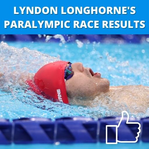 Lyndon Longhorne's Paralympic Race Results