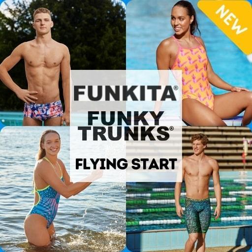 New Funkita/Funky Trunks Swimwear