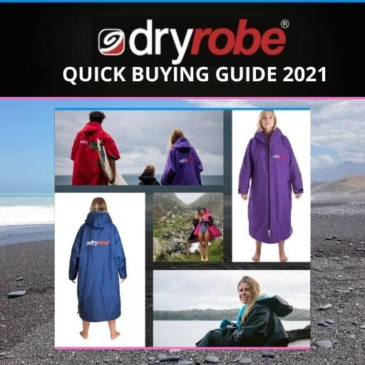 Dryrobe Advance Buying Guide 2021
